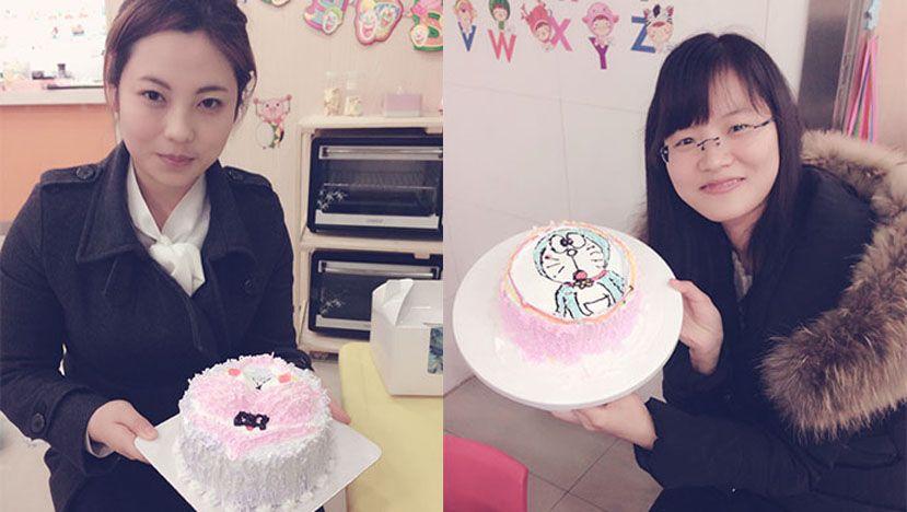 千赢国际城女神节,这么美丽的蛋糕,你舍得吃掉吗