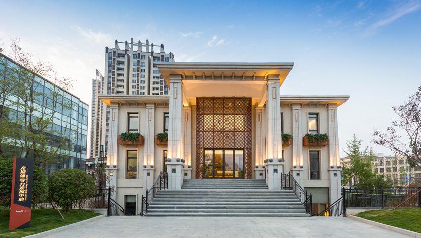 中国北海滨最富理想的企业学院