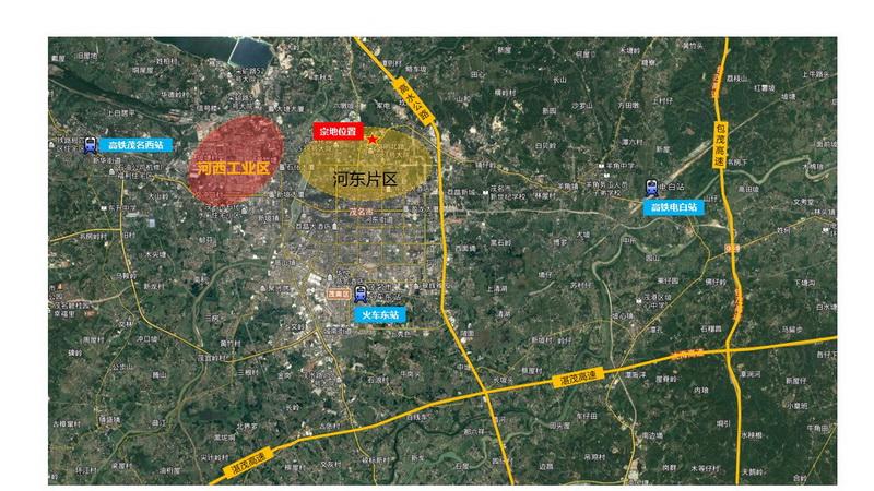 2.2亿元竞得茂南区WG2019-01地块 千赢国际城集团成功落子茂名